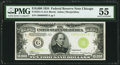 Small Size:Federal Reserve Notes, Fr. 2231-G $10,000 1934 Federal Reserve Note. PMG AboutUncirculated 55.. ...