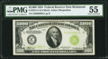Small Size:Federal Reserve Notes, Fr. 2221-E $5,000 1934 Federal Reserve Note. PMG About Uncirculated 55.. ...