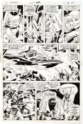 Original Comic Art:Panel Pages, Don Heck and Don Perlin Sub-Mariner #64 Story Page 5 Original Art (Marvel, 1973)....