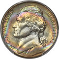 Jefferson Nickels, 1952-D 5C MS67 Full Steps PCGS....