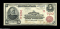 National Bank Notes:Kentucky, Pikeville, KY...