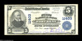 National Bank Notes:Maine, Fort Kent, ME...