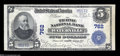 National Bank Notes:Maine, Waterville, ME...