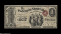 South Danvers, MA - $1 Original Fr. 380 The South Danvers NB Ch. # 958 A very scarce early issue ace (distinguished fro...