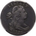 Large Cents, 1796 1C Reverse of 1794, S-110, B-16, R.3, VF20 PCGS....
