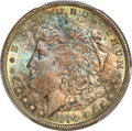 Morgan Dollars, 1894 $1 MS65+ PCGS. CAC....