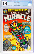 Bronze Age (1970-1979):Superhero, Mister Miracle #1 (DC, 1971) CGC NM 9.4 Off-white to white...