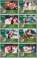 """Movie Posters:Comedy, Caddyshack (Orion, 1980). Near Mint. Lobby Card Set of 8 (11"""" X14""""). Comedy.. ... (Total: 8 Items)"""