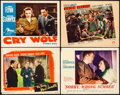 Movie Posters:Film Noir, The Two Mrs. Carrolls & Other Lot (Warner Brothers, 1947)....