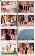 Movie Posters:Academy Award Winners, The Sound of Music (20th Century Fox, 1965). Overall: Very Fine-.Roadshow Title Lobby Card & Roadshow Lobby Cards (7...