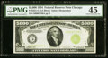 Fr. 2221-G $5,000 1934 Federal Reserve Note. PMG Choice Extremely Fine 45
