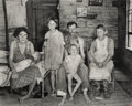Photographs:Gelatin Silver, Walker Evans (American, 1903-1975). A Group of Six Photographs depicting the American South (6 works), 1935-1937. Gelati... (Total: 6 )
