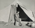 Photographs:Gelatin Silver, Dorothea Lange (American, 1895-1965). A Group of Four Photographs Depicting the 1930s, 1936-1939. Gelatin silver, printe... (Total: 4 )