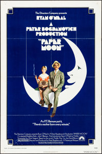 "Paper Moon & Other Lot (Paramount, 1973). Folded, Fine+. One Sheets (3) (27"" X 41""). Comedy. ... (Total: 3..."