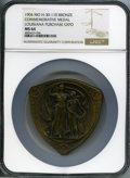 Expositions and Fairs, 1904 Medal Louisiana Purchase Exposition, Commemorative Medal, MS64NGC. Hendershott-30-110. Bronze, 70 mm....