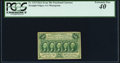 Fractional Currency:First Issue, Fr. 1313 50¢ First Issue PCGS Extremely Fine 40.. ...