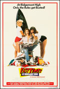 """Movie Posters:Comedy, Fast Times at Ridgemont High (Universal, 1982). Very Fine on Linen.One Sheet (27"""" X 41""""). Comedy.. ..."""