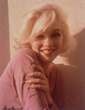 Photographs:Chromogenic, George Barris (American, 1928-2015). Marilyn Monroe from The Last Shot, 1962. Dye coupler, printed later. 13-1/2 x 1...