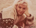 Photographs:Chromogenic, George Barris (American, 1928-2015). Marilyn Monroe fromThe Last Shot, 1967. Dye coupler, printed later. 10-1/2 x1...