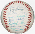 Autographs:Bats, Offered is the following baseball: S...