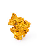 Minerals:Golds, Gold Nugget. Western Australia. 0.61 x 0.40 x 0.37 inches (1.54 x 1.02 x 0.93 cm). ...