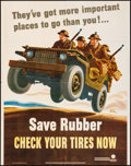 """Movie Posters:War, World War II Propaganda Poster (Division of Information Office for Emergency Management, 1942). OWI Poster #21 (22"""" X 28"""") """"..."""