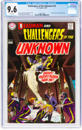 Bronze Age (1970-1979):Superhero, Challengers of the Unknown #74 (DC, 1970) CGC NM+ 9.6 Whit...