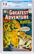 Silver Age (1956-1969):Adventure, My Greatest Adventure #17 (DC, 1957) CGC VF- 7.5 Off-white to white pages....