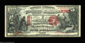 Mechanicsburg, OH - $5 1875 Fr. 401 The Farmers NB Ch. # 2325 A gorgeous note with blazing colors and great eye appeal...