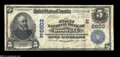 National Bank Notes:Pennsylvania, Boswell, PA...