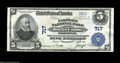 National Bank Notes:Pennsylvania, Bristol, PA...