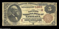 National Bank Notes:Pennsylvania, Ephrata, PA...
