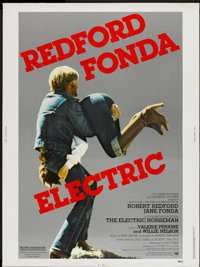 "The Electric Horseman (Columbia, 1979). Poster (30"" X 40""). Comedy"