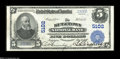 National Bank Notes:Pennsylvania, Kutztown, PA...
