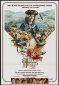"""Movie Posters:Action, The Golden Triangle (Creation, 1980). English Language Thai Poster (27"""" X 40""""). Action...."""