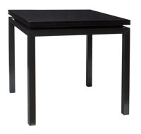 Tommi Parzinger (German, 1903-1981) Extending Card Table, circa 1955 Lacquered wood 29-1/2 x 60-1