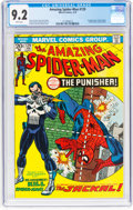 Bronze Age (1970-1979):Superhero, The Amazing Spider-Man #129 (Marvel, 1974) CGC NM- 9.2 Whitepages....