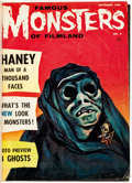 Magazines:Horror, Famous Monsters of Filmland Bound Volumes Group of 2 (Warren, 1960-64).... (Total: 2 Items)