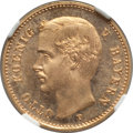 German States:Bavaria, German States: Bavaria. Otto gold 10 Mark 1904-D MS64 NGC,...