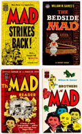 Memorabilia:MAD, Mad-Related Books Group of 8 (Various Publishers, 1960s-2000s)....(Total: 8 Items)