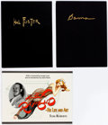 Books:Miscellaneous, Biographical Hardcover Books Group of 3 (Various Publishers).... (Total: 3 Items)