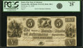 Obsoletes By State:Arkansas, Fayetteville, AR - Bank of the State of Arkansas $5 Jan. 12, 1838 AR-10 G142, Rothert 186-1. PCGS Very Fine 25.. ...