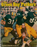 Football Collectibles:Publications, 1975 Green Bay Packers Multi-Signed Book with Caffey, Bengston, Nitschke, Pitts & Starr - 46 Total. ...