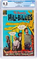 Silver Age (1956-1969):Humor, Beverly Hillbillies #12 File Copy (Dell, 1966) CGC NM- 9.2 White pages....