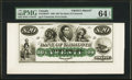Canadian Currency, Yarmouth, NS- Bank of Yarmouth $20 1.12.186_ Ch.# 810-10-02P FaceProof PMG Choice Uncirculated 64 EPQ.. ...