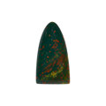 Gems:Cabochons, Gemstone: Bloodstone - 67.8 Cts. India