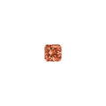 Gems:Faceted, Gemstone: Pyrope - Spessartine Garnet - 3.75 Cts.. Tanzania. ...