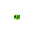 Gems:Faceted, Gemstone: Chrome Sphene - 5.06 Cts. Russia
