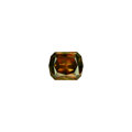 Gems:Faceted, Gemstone: Bi-Color Sphene - 10.17 Cts. Pakis...