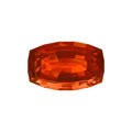 Gems:Faceted, Gemstone: Fire Opal - 61.58 Cts.. Queretaro, Mexico. ...